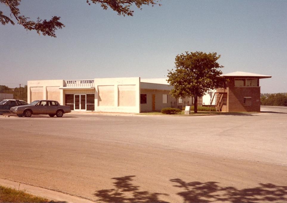 Adult Training Facility in 1973 at Central Tech