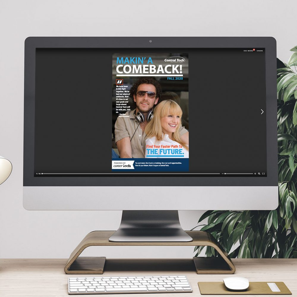 Central Tech Fall 2020 Brochure preview